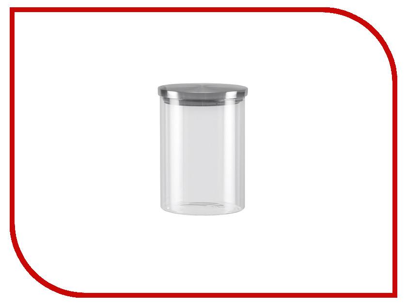 Емкость для сыпучих продуктов Nadoba Silvana 700ml 741412 форма для 6 маффинов 29 4х21х3 5 см nadoba rada 761016