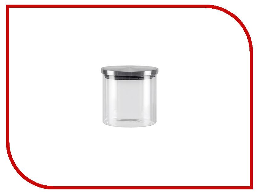 Емкость для сыпучих продуктов Nadoba Silvana 450ml 741413 форма для 6 маффинов 29 4х21х3 5 см nadoba rada 761016