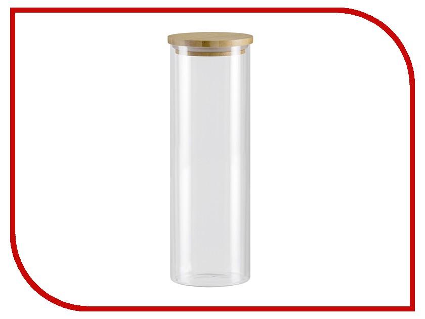 Емкость для сыпучих продуктов Nadoba Vilema 1.65L 741510 форма для 6 маффинов 29 4х21х3 5 см nadoba rada 761016