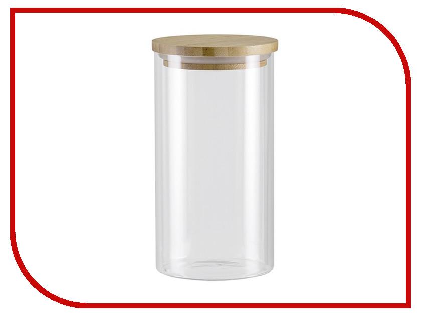Емкость для сыпучих продуктов Nadoba Vilema 1L 741511 форма для 6 маффинов 29 4х21х3 5 см nadoba rada 761016