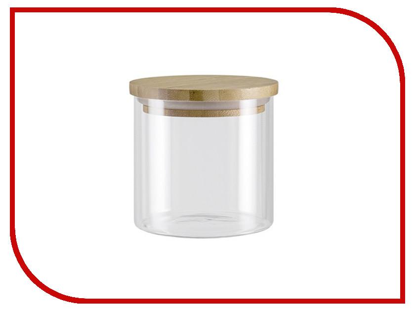 Емкость для сыпучих продуктов Nadoba Vilema 450ml 741513 форма для 6 маффинов 29 4х21х3 5 см nadoba rada 761016