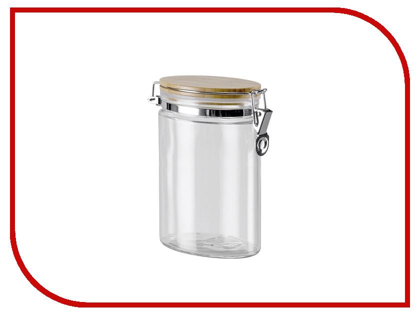 Емкость для сыпучих продуктов Nadoba Dusana 1.2L 741611 форма для 6 маффинов 29 4х21х3 5 см nadoba rada 761016