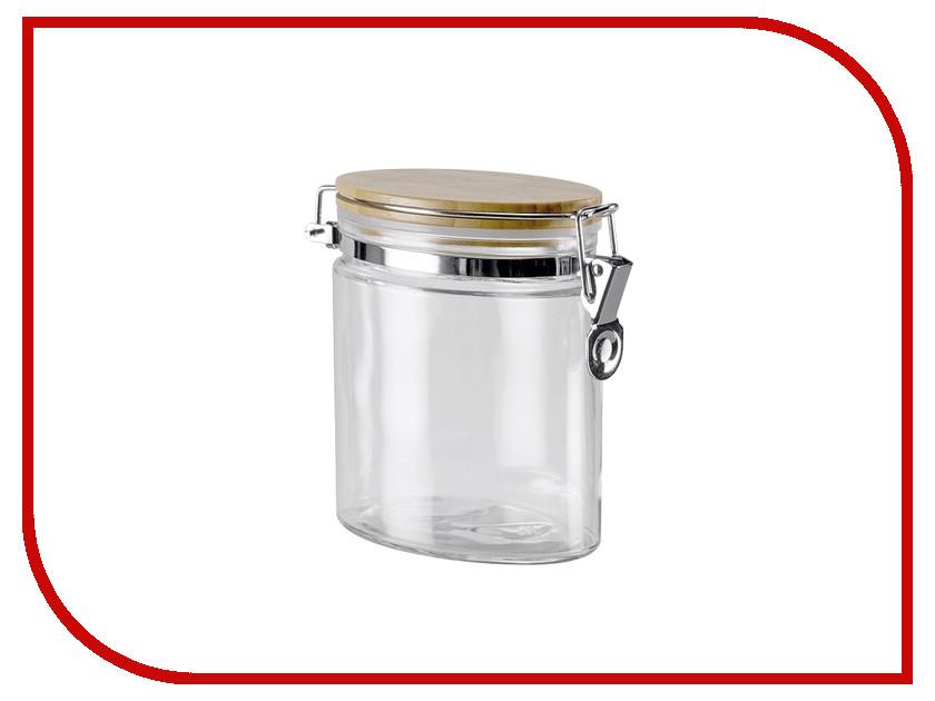 Емкость для сыпучих продуктов Nadoba Dusana 800ml 741612 форма для 6 маффинов 29 4х21х3 5 см nadoba rada 761016