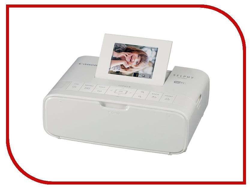 Принтер Canon Selphy CP1200 White