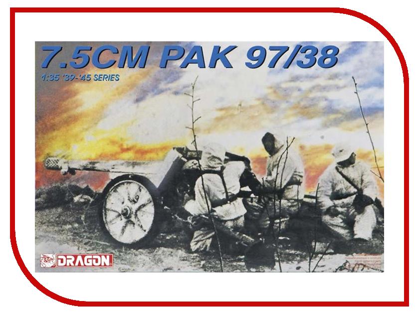 Сборная модель Dragon PaK 6123