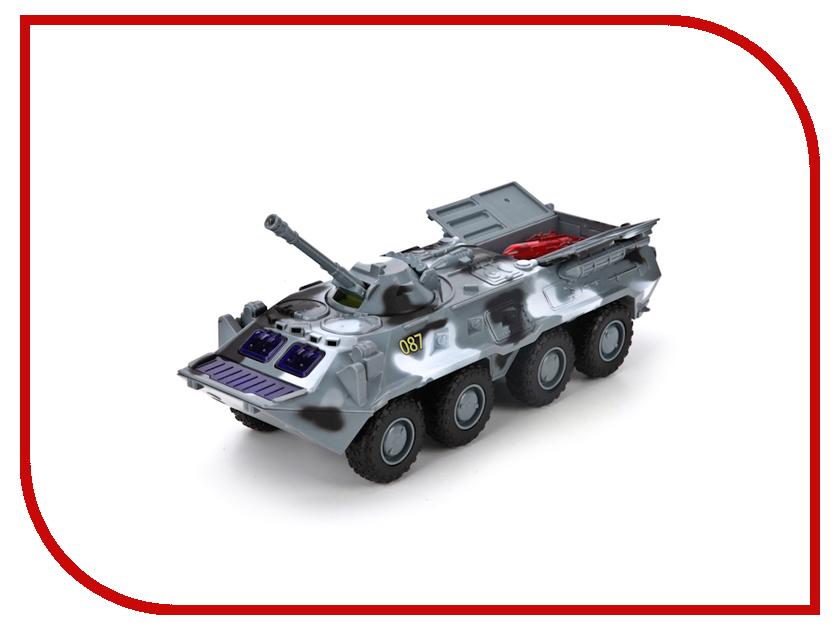 Игрушка Технопарк БТР X600-H11013-R игрушка технопарк зил 130 бензовоз x600 h09131 r