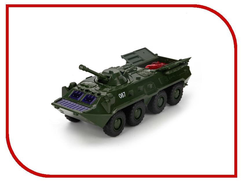 Игрушка Технопарк БТР X600-H11011-R игрушка технопарк зил 130 бензовоз x600 h09131 r