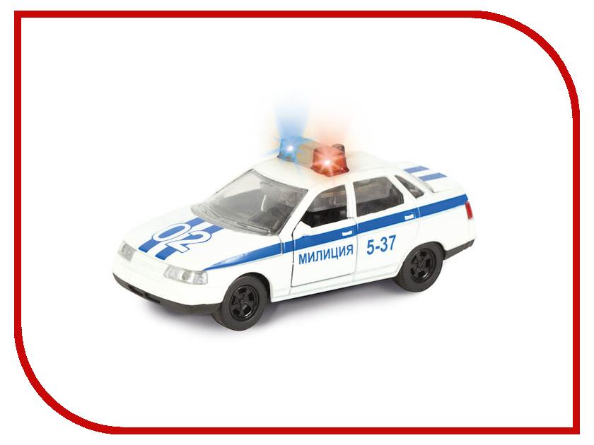 Игрушка Технопарк LADA 2110 Полиция CT10-110-2 игрушка технопарк lada в спорт окраске 3шт sb 16 79wb