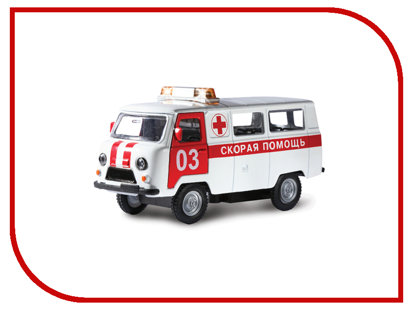 Игрушка Технопарк Скорая Помощь CT-1232WB-O татьяна 100 рожева скорая помощь