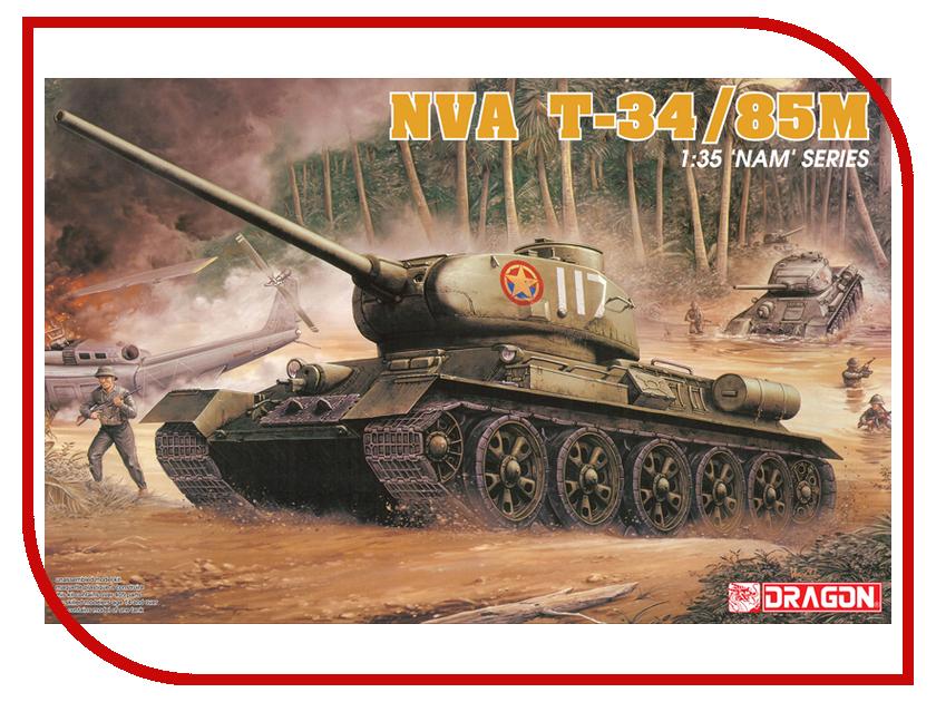 Сборные модели 3318  Сборная модель Dragon T-34/85M 3318