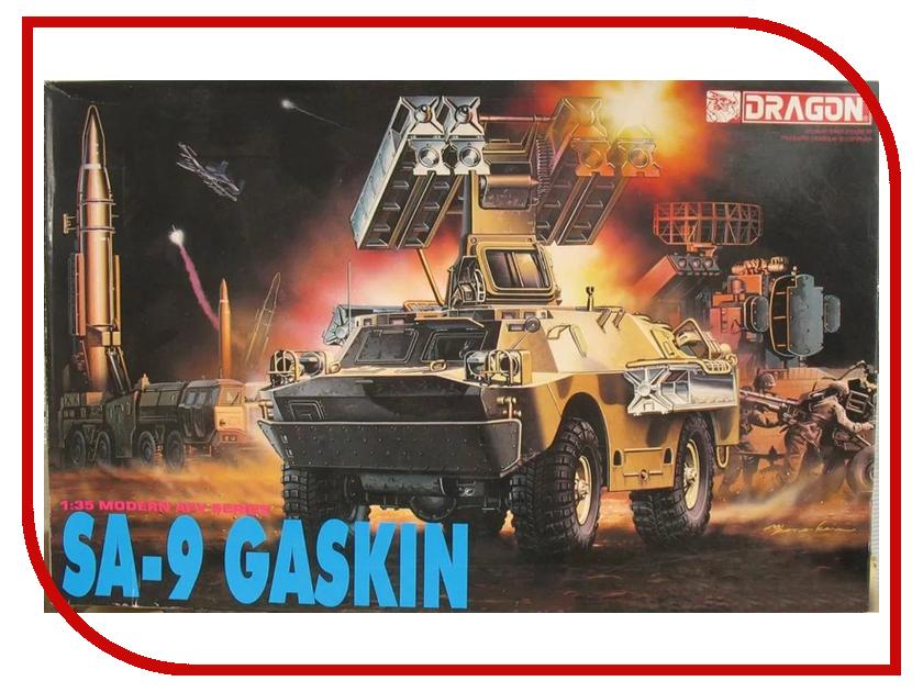 Сборная модель Dragon Sa-9 Gaskin 3515 сборная модель dragon t 34 85m 3318