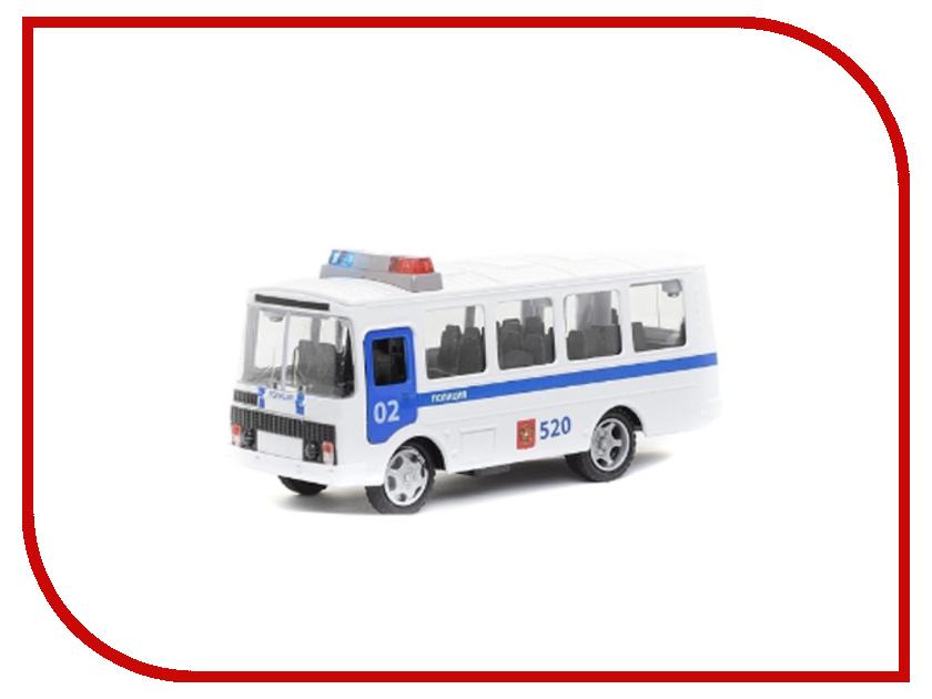 Игрушка Технопарк ПАЗ 3205 Полиция CT11-257-5 игрушка технопарк зил 130 ct11 309 1