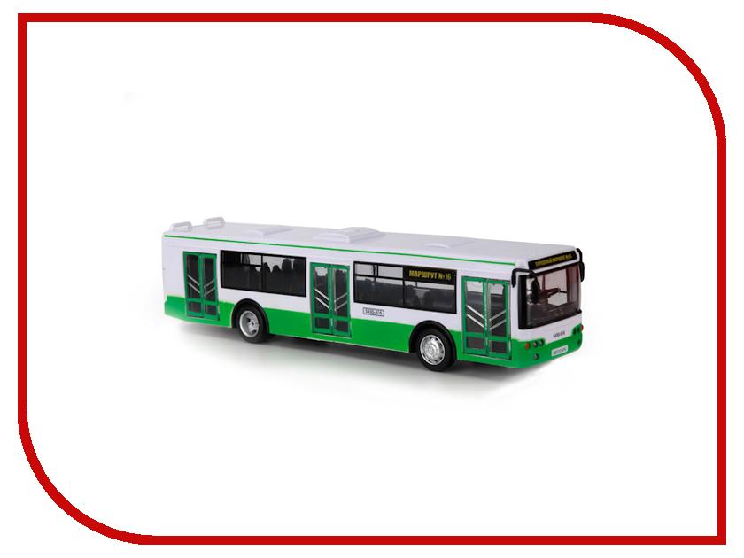 Игрушка Технопарк Автобус X600-H09065-R игрушка технопарк зил 130 бензовоз x600 h09131 r