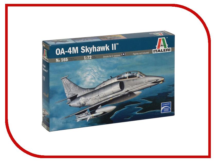 Сборная модель Italeri Самолет Oa-4M Skyhawk 0165