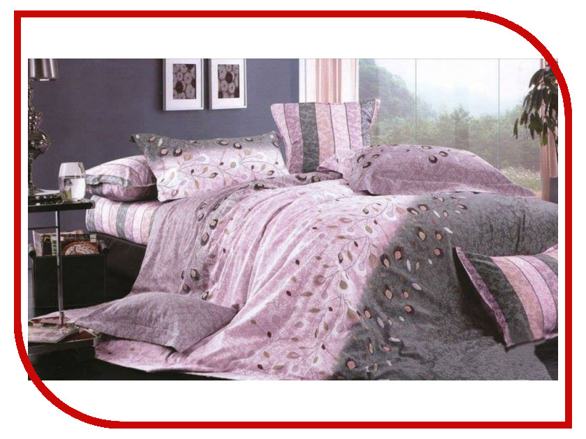 Постельное белье Хлопковый Рай Аврелия Комплект Семейный Бязь