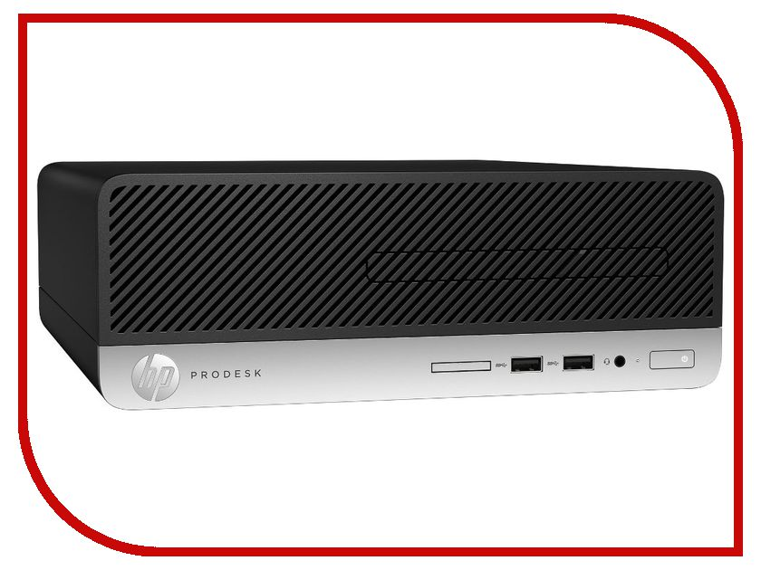 Настольный компьютер HP ProDesk 400 G4 Small Form Factor 1JJ59EA (Intel Core i5-7500 3.4 GHz/4096Mb/128Gb SSD/DVD-RW/Intel HD Graphics 630/GbitEth/Windows 10 Professional 64-bit) настольный компьютер hp prodesk 400 g4 small form factor 1ey30ea intel core i3 7100 3 9 ghz 4096mb 500gb dvd rw intel hd graphics 630 gbiteth windows 10 professional 64 bit