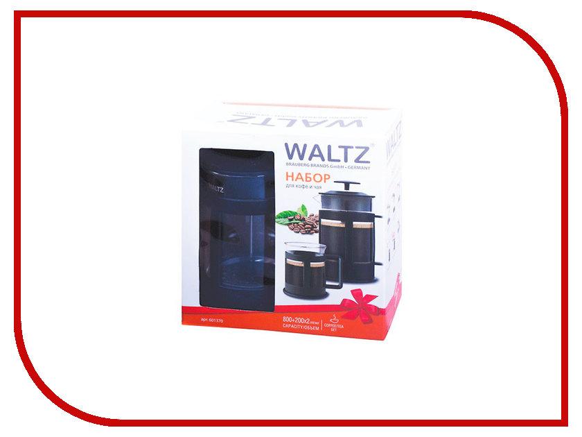 все цены на Френч-пресс WALTZ 800ml 601370 онлайн