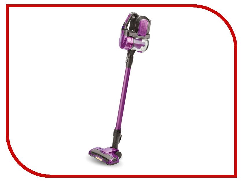 Пылесос Ginzzu VS401 Lilac ручной пылесос handstick ginzzu vs401 150вт сиреневый