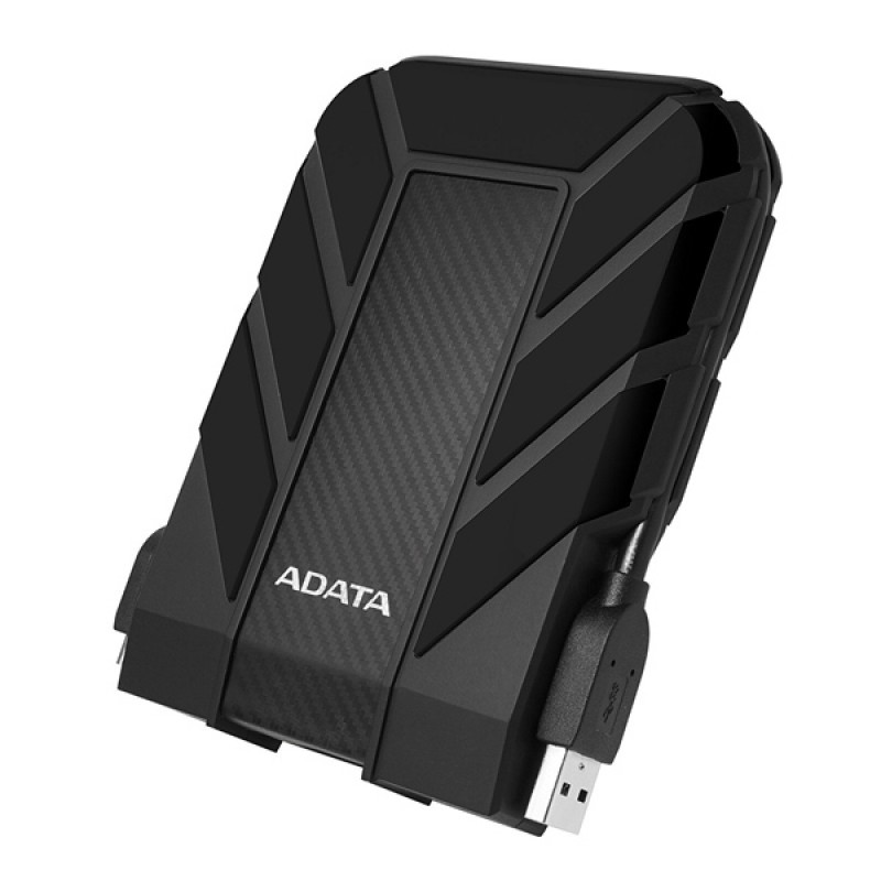Жесткий диск A-Data DashDrive Durable HD710 Pro 2Tb Black AHD710P-2TU31-CBK