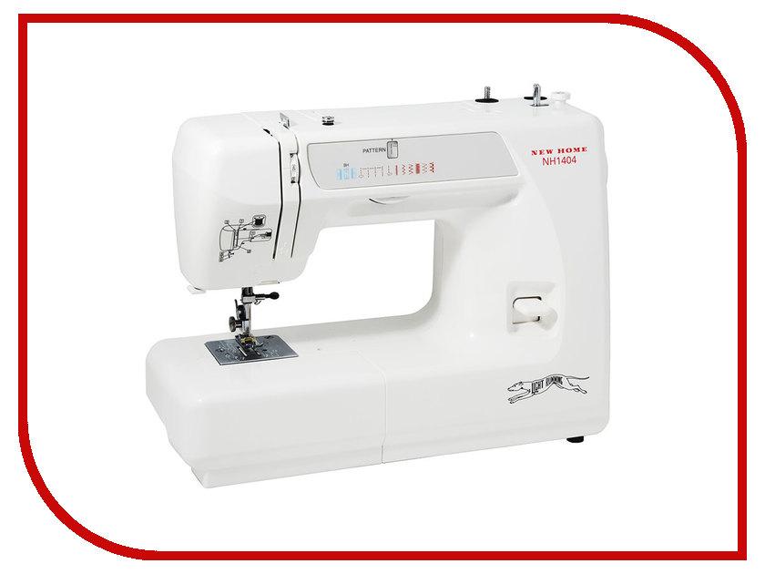 Швейная машинка New Home NH 1404 швейная машинка astralux 7350 pro series вышивальный блок ems700
