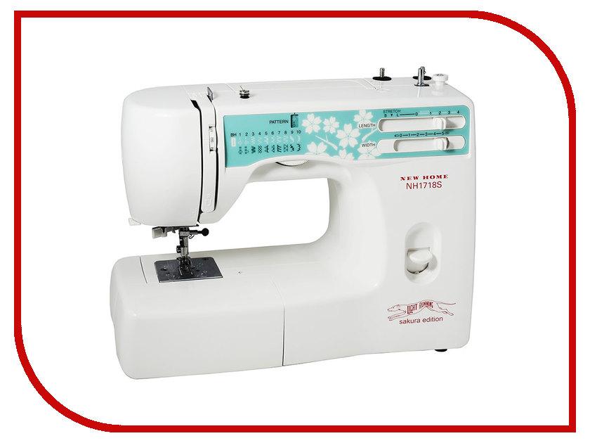 Швейная машинка New Home NH 1718S nh zurbano 3 мадрид