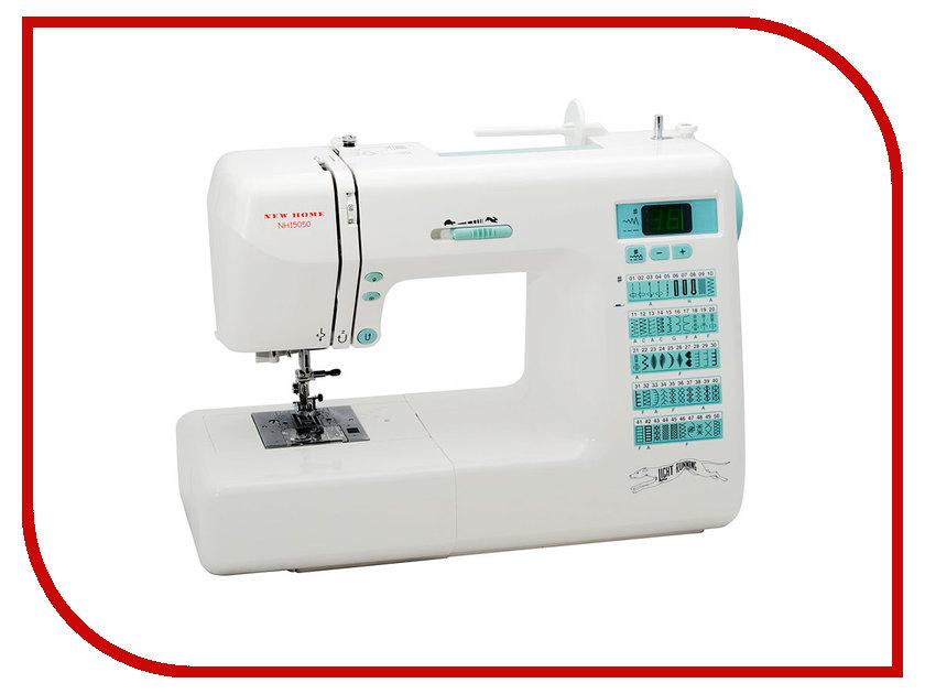 Швейная машинка New Home NH 15050 швейная машинка astralux 7350 pro series вышивальный блок ems700