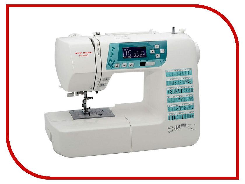 Швейная машинка New Home NH 15060 швейная машинка astralux 7350 pro series вышивальный блок ems700
