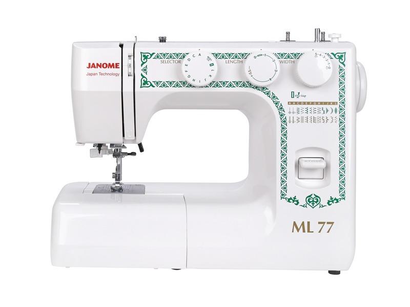 Швейная машинка Janome ML77 машинка швейная janome 2141