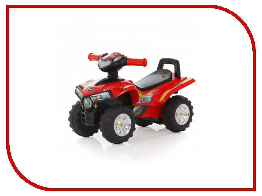 Каталка Sweet Baby ATV Red пушкары sweet baby каталка sweet baby giro yellow