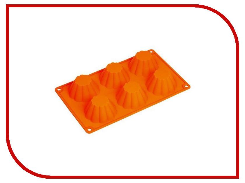 Форма из силикона Marmiton Кексы мини 16025 форма из силикона marmiton с праздником 16120