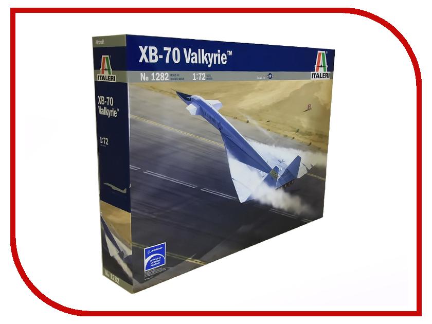 Сборная модель Italeri Самолет XB-70 Valkyrie 1282 бюсси м самолет без нее