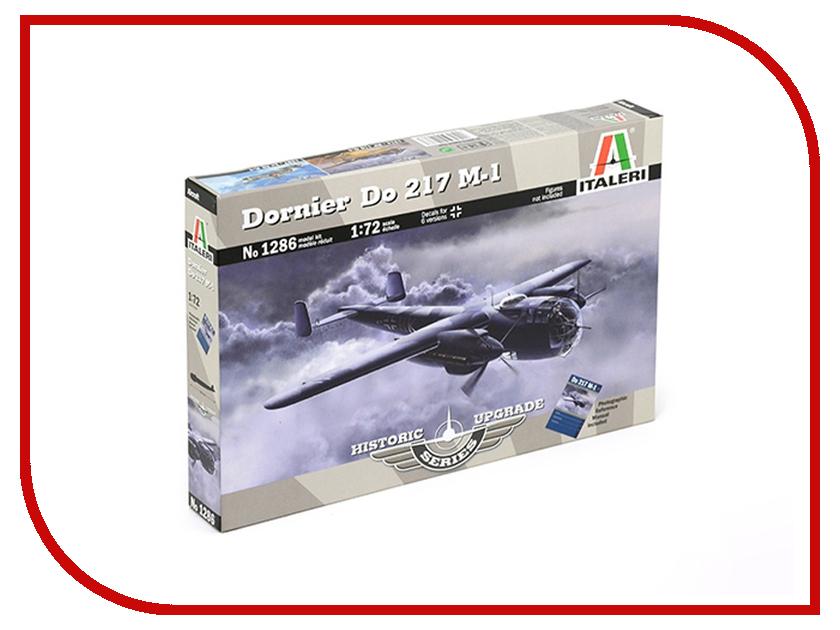 Сборная модель Italeri Самолет DO-217 M-1 Premium ed 1286