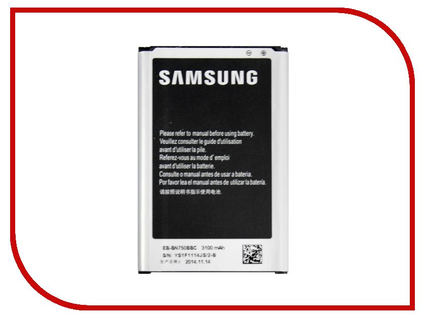 Аксессуар Аккумулятор Samsung EB-BN750BBC Partner 3100mAh ПР034326 аккумулятор huawei honor 6 4x hb4242b4ebw partner 3100mah пр036675