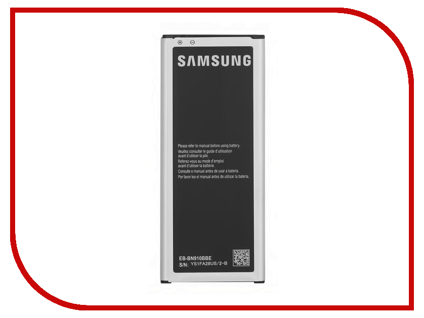 Аккумулятор Partner для Samsung 2800mAh EB-BN910BBE ПР037525