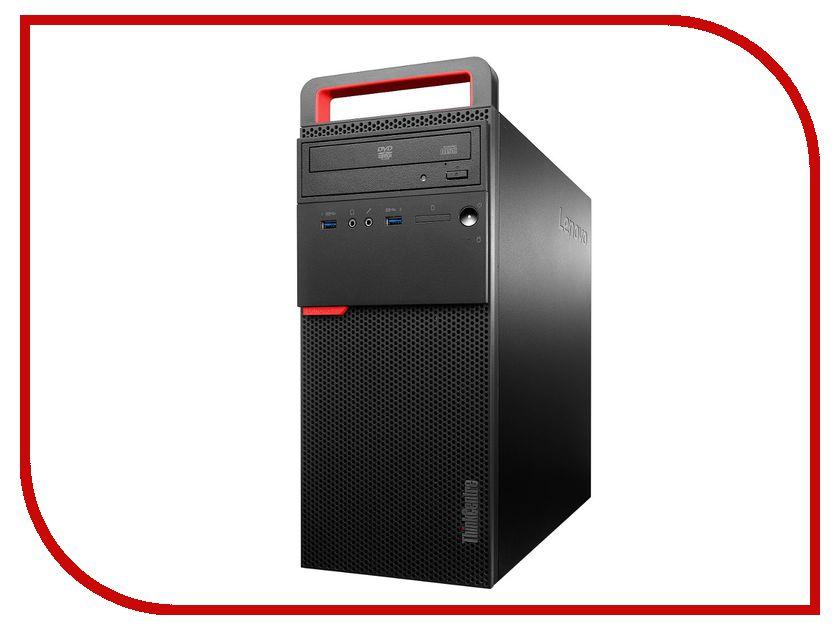 Настольный компьютер Lenovo ThinkCentre M700 MT 10GQS1KW00 (Intel Pentium G4400 3.3 GHz/4096Mb/500Gb/DVD-RW/Intel HD Graphics/GbitEth/Windows 10 Professional 64-bit)M700 настольный компьютер other ibm m57 q35 q8200 4g 250g dvd