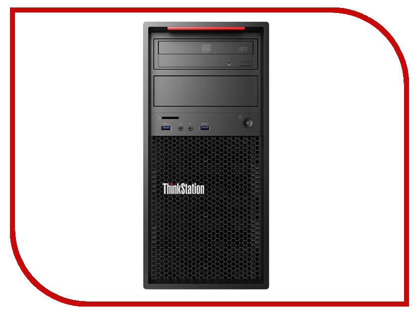 Настольный компьютер Lenovo ThinkStation P320 MT 30BH0005RU (Intel Core i7-7700 3.6 GHz/8192Mb/1000Gb/DVD-RW/CR/nVidia Quadro P400 2048Mb/GbitEth/Windows 10 Professional 64-bit) портативная аудиосистема dexp p400
