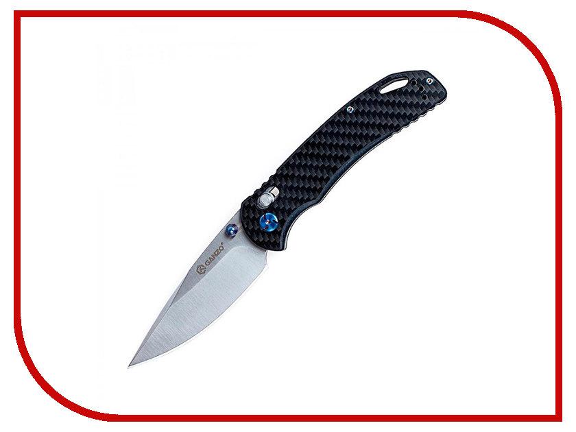 Нож Ganzo G7531-CF Carbon - длина лезвия 88мм ganzo g704 g