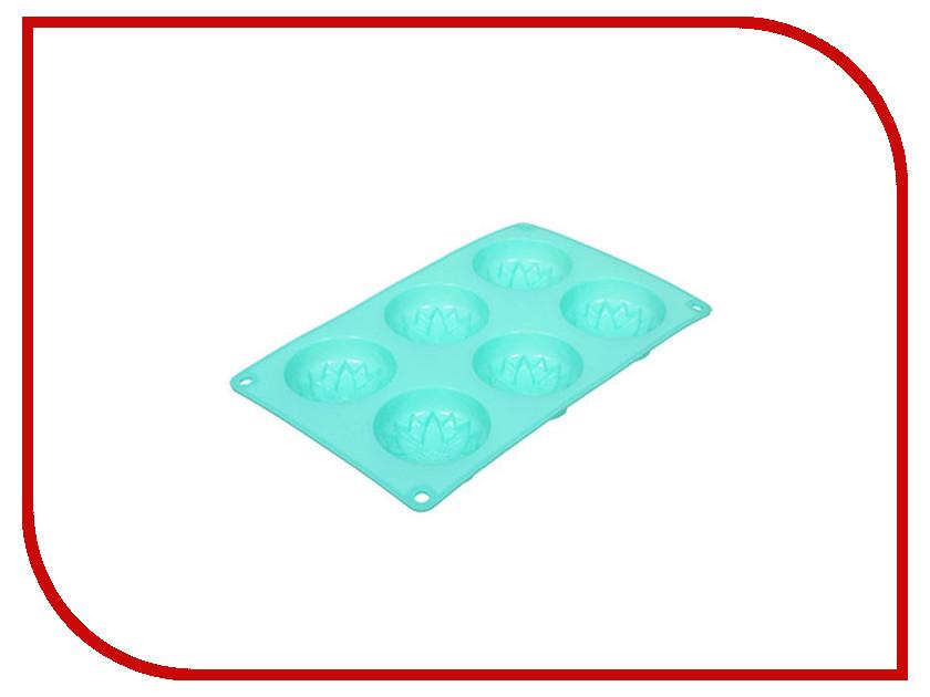 Форма для выпечки Marmiton Кексы фигурные 17202 пайетки фигурные голографические colibry 14х25мм sf02 64 l14