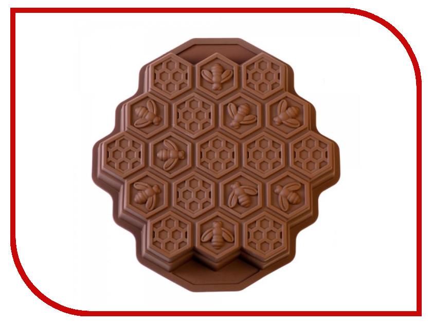 Форма из силикона Marmiton Медовик 16131 форма из силикона marmiton с праздником 16120