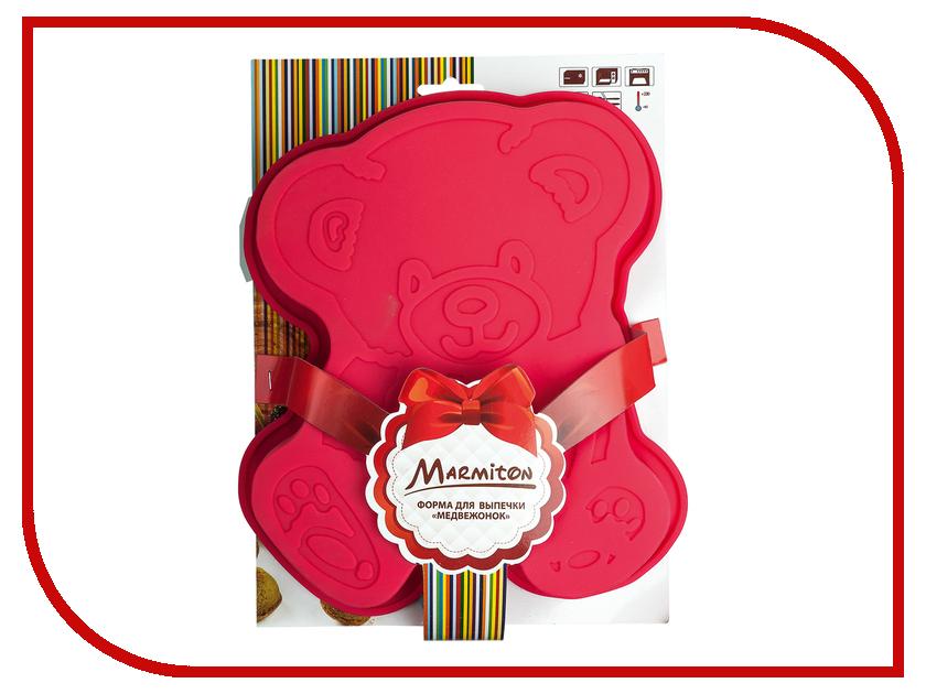 Marmiton - Форма для выпечки Marmiton Медвежонок 11149