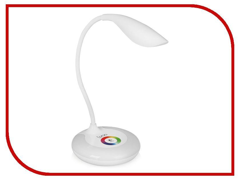 Настольная лампа Lucia Flex L400 White лампа lucia flex accu l310 white