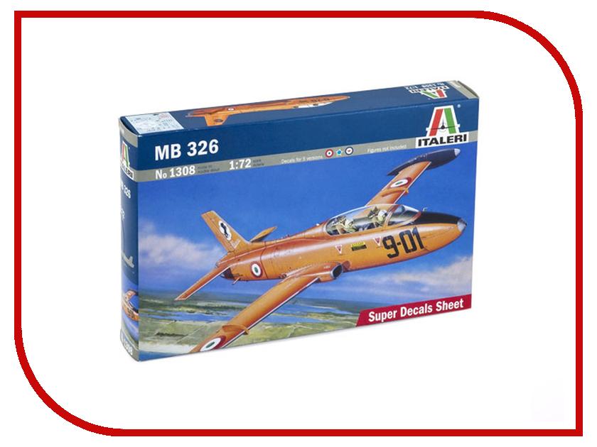 Сборная модель Italeri Самолет MB-326 1308