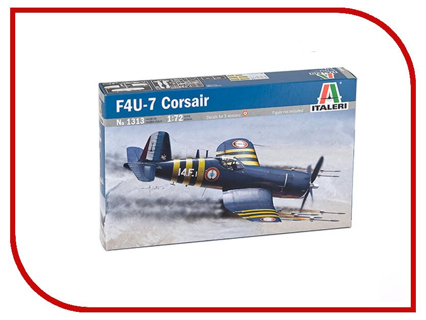 Сборная модель Italeri Самолет F4U-7 Corsair 1313