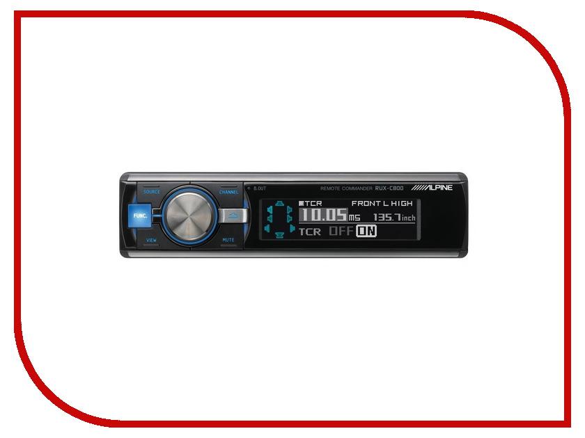 Контроллер Alpine RUX-C800 для PXA-H800