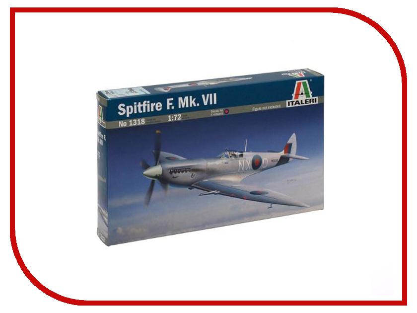 Сборная модель Italeri Самолет Spitfire F/Mk.Vn 1318