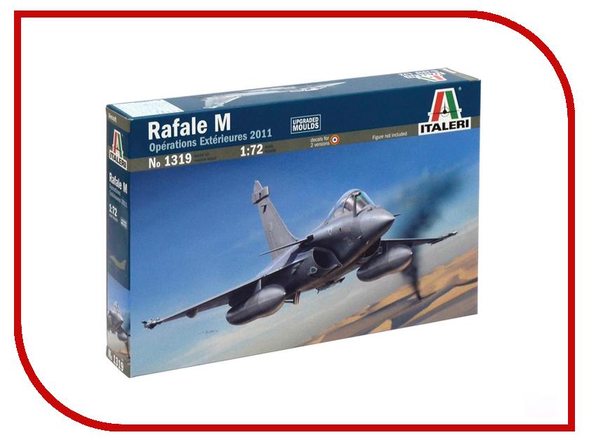 Сборная модель Italeri Самолет Rafale M 1319