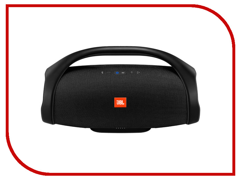 Колонка JBL Boombox Black protective case for jbl boombox portable wireless bluetooth speaker storage pouch bag for jbl boombox travel carrying eva case