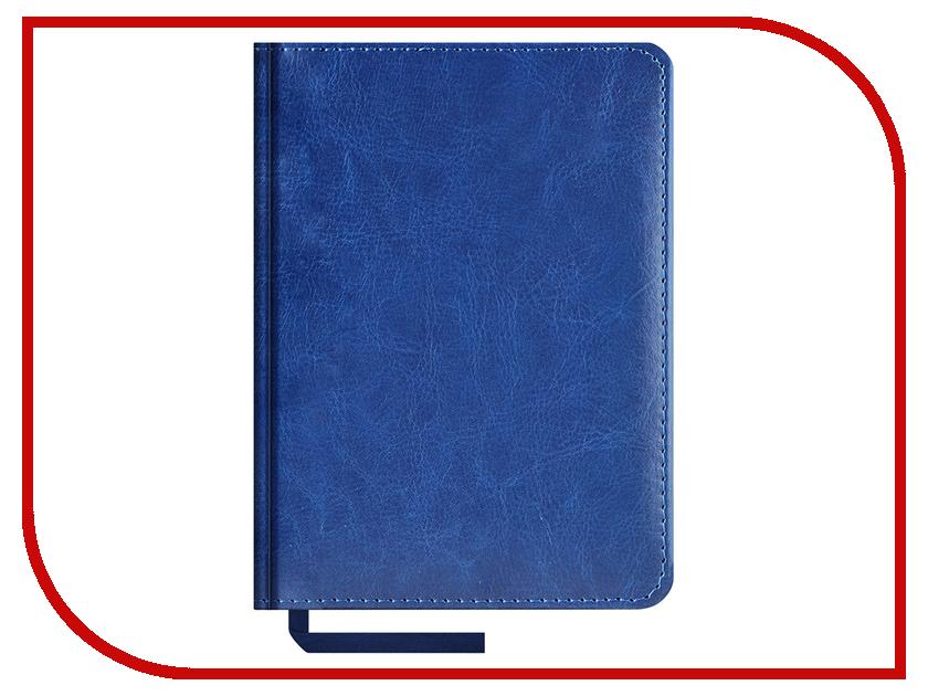Ежедневник OfficeSpace Sarif A6 Blue En6k_8750 230075 самсунг галакси a6