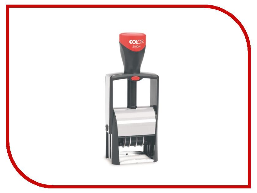 Датер автоматический Colop S2360 Bank Set 30x45mm 297644 colop печать самонаборная карманная stamp mouse r 40 1 5 set