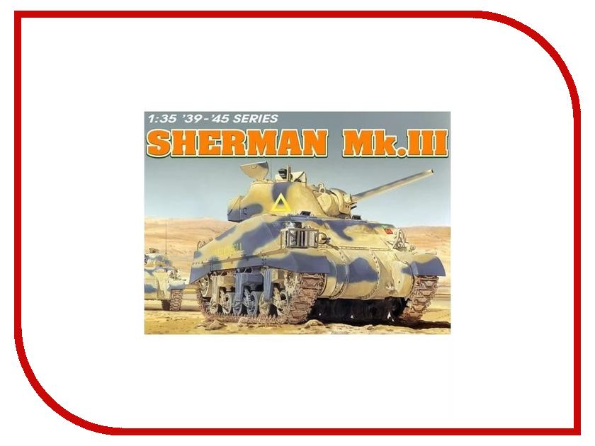Сборная модель Dragon Sherman Mk.lll 6313